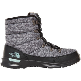 The North Face W's Thermoball Lace II Shoes Burnished Houndstooth Print/Blue Haze